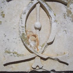 Monogram Crussol d'Uzés